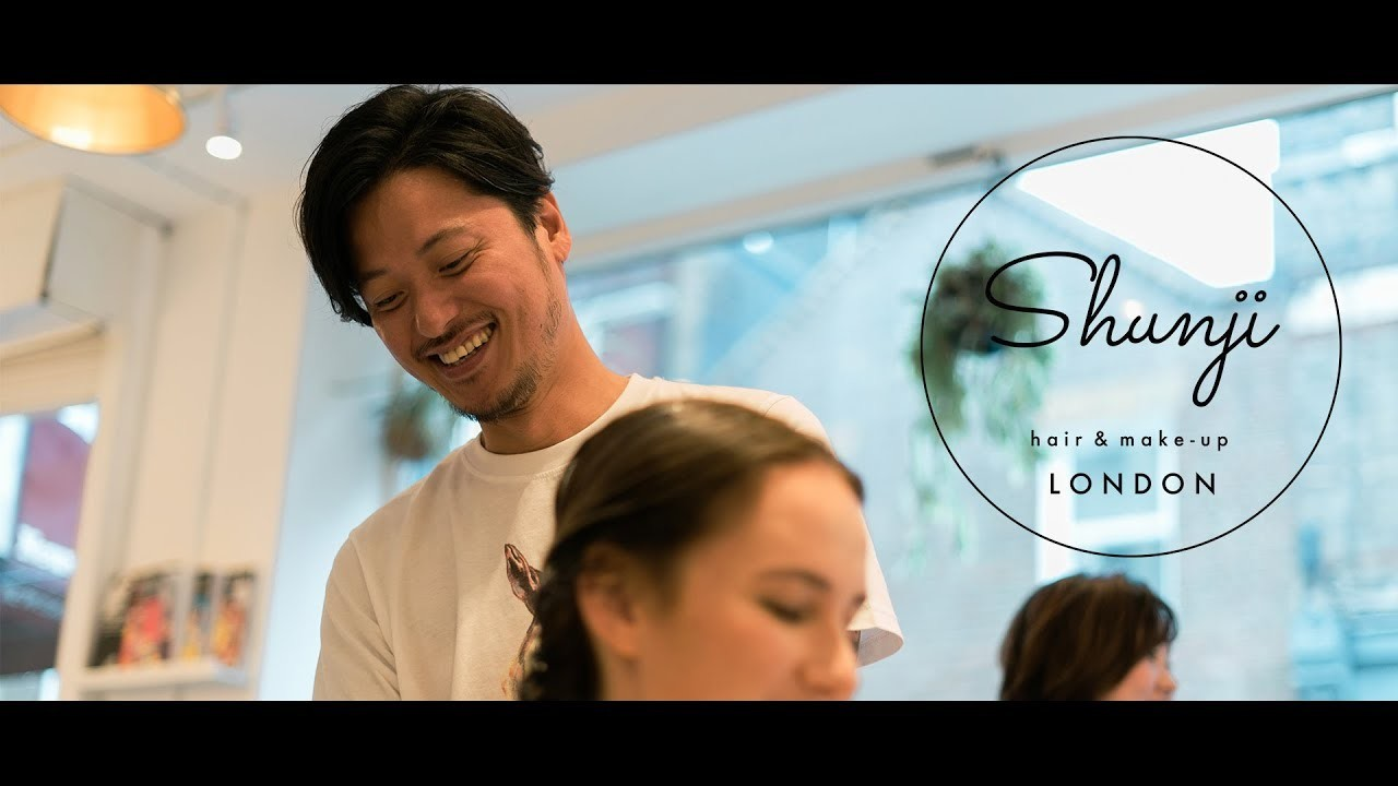 Shunji Hair and Make-up [2018] London 16 Drury Ln