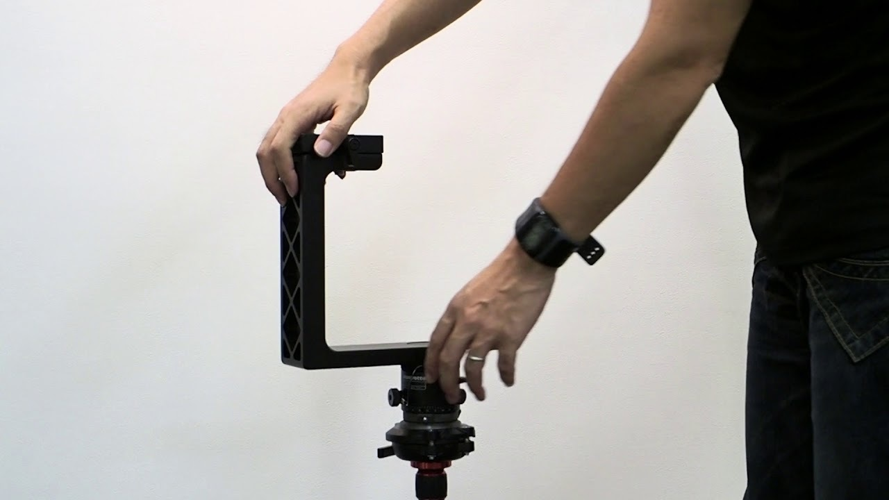 How to take a 360 VR video with Entaniya VR Stand