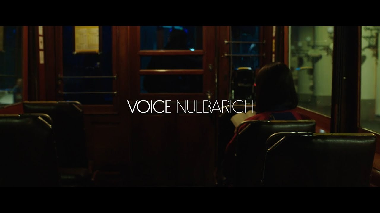 Nulbarich – VOICE (Official Music Video)