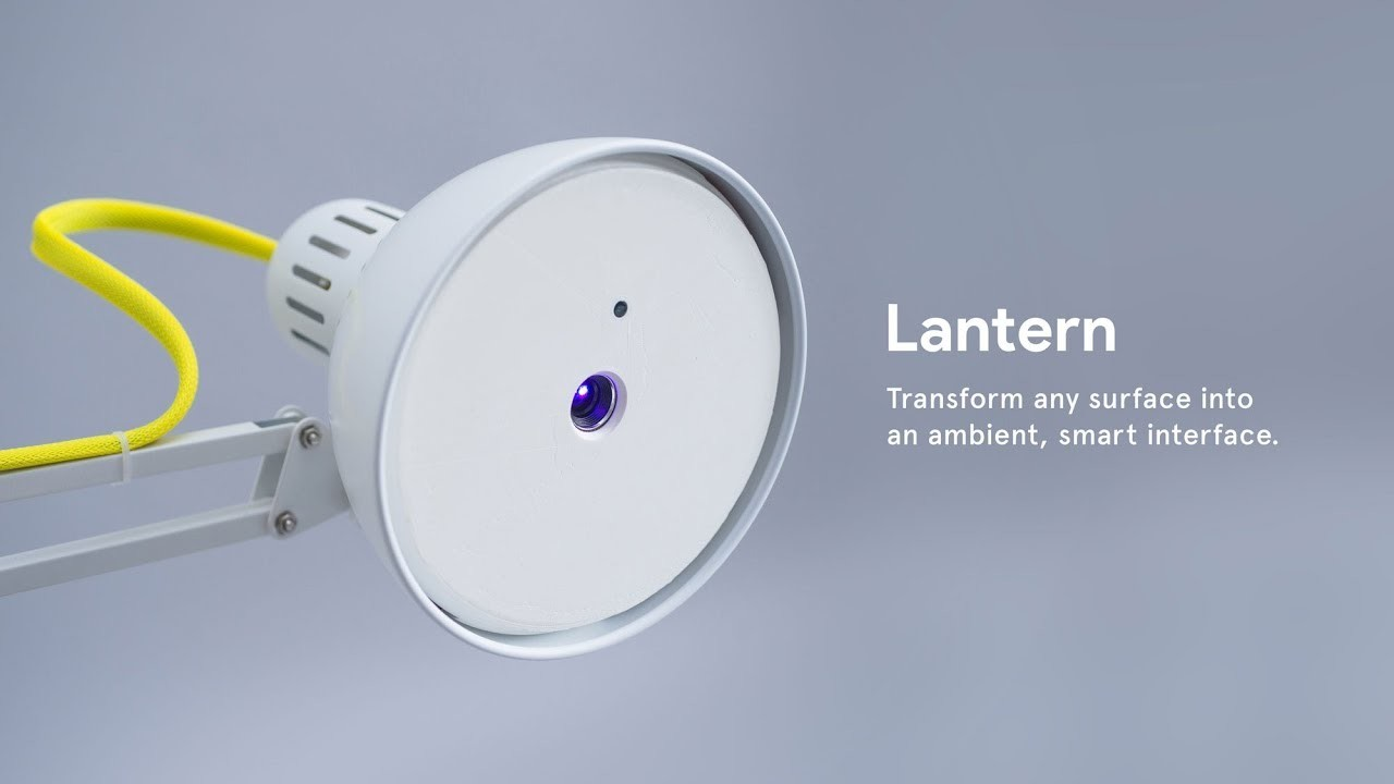 Android Things - Lantern