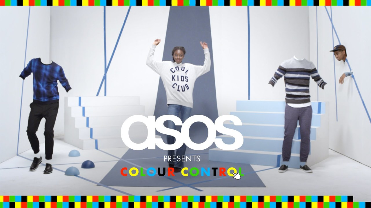 ASOS PRESENTS: COLOUR CONTROL ft. JUCE! -
