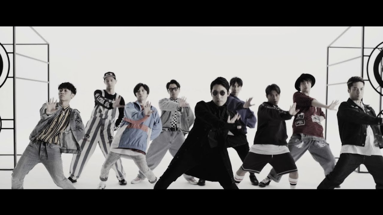 【MV】Stepping on the fire (feat. w-inds.) / RADIOFISH