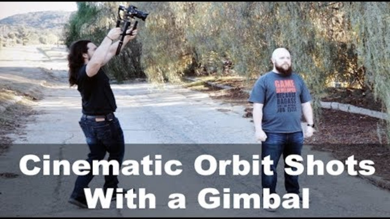 How To Get Cinematic Orbit Shots With a Gimbal - Zhiyun Crane Plus | Momentum Productions