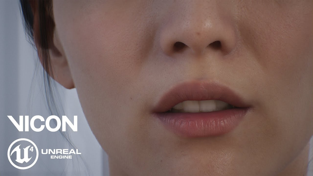 Real-Time CGI Character 'Siren' in Unreal Engine by Vicon and Epic Games