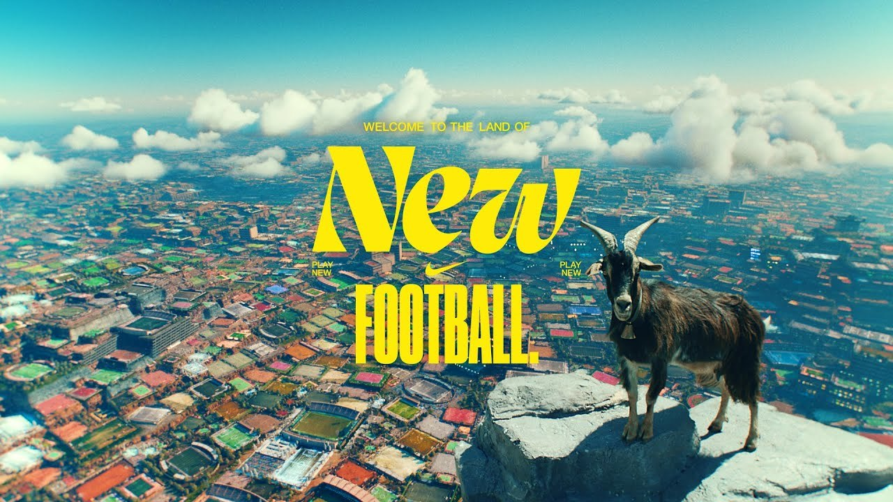 The Land of New Football | Play New | Nike