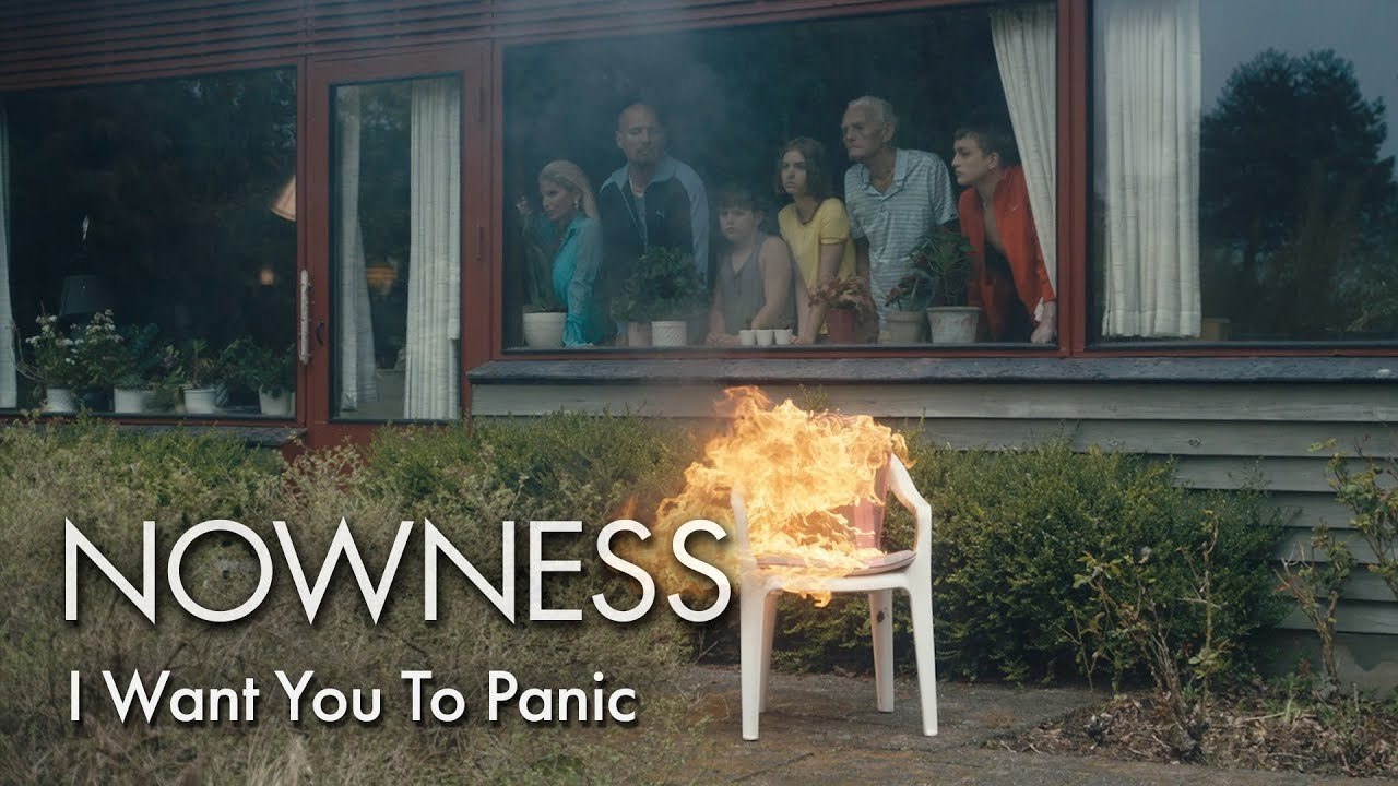 I Want You To Panic: a film about humanity's obliviousness to global warming