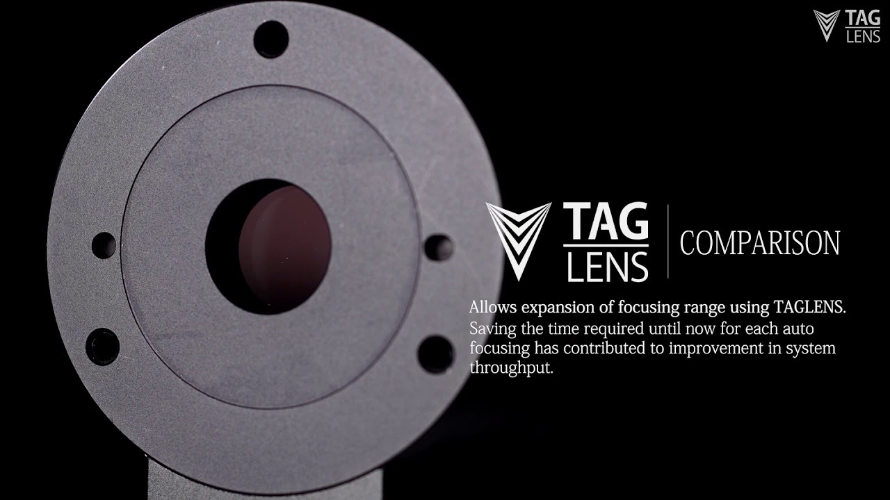 The ultra-fast Mitutoyo Tunable Acoustic Index Gradient (TAG) Lens