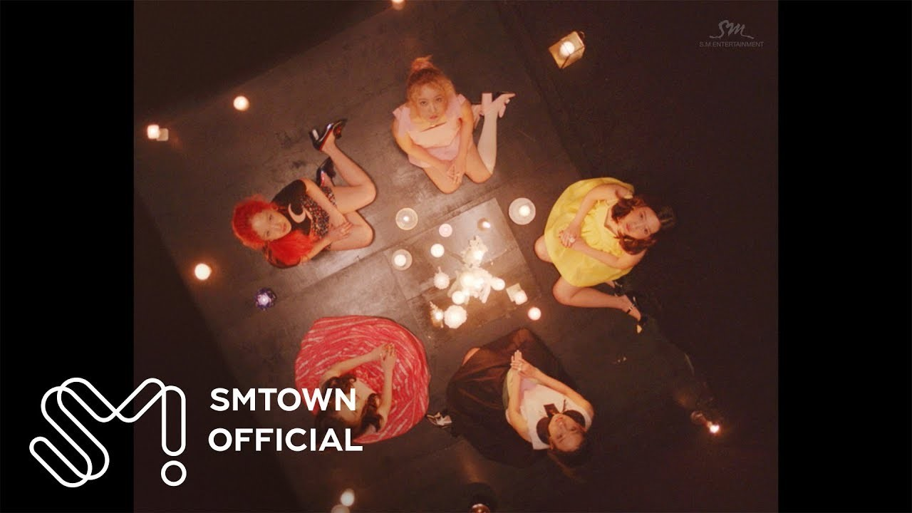Red Velvet 레드벨벳 '7월 7일 (One Of These Nights)' MV