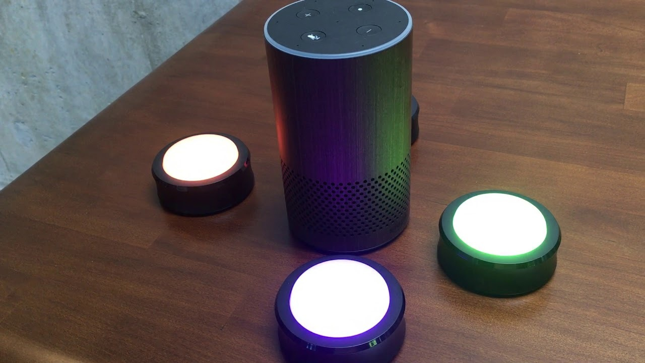 Amazon Echo Buttons first look