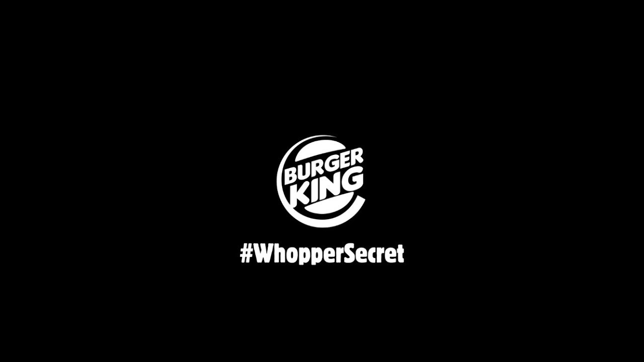Burger King | A Whopper of a Secret