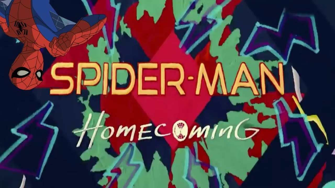 Spider-Man: Homecoming End Credits w/ Spectacular Theme Song!