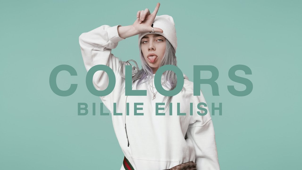 Billie Eilish - idontwannabeyouanymore | A COLORS SHOW