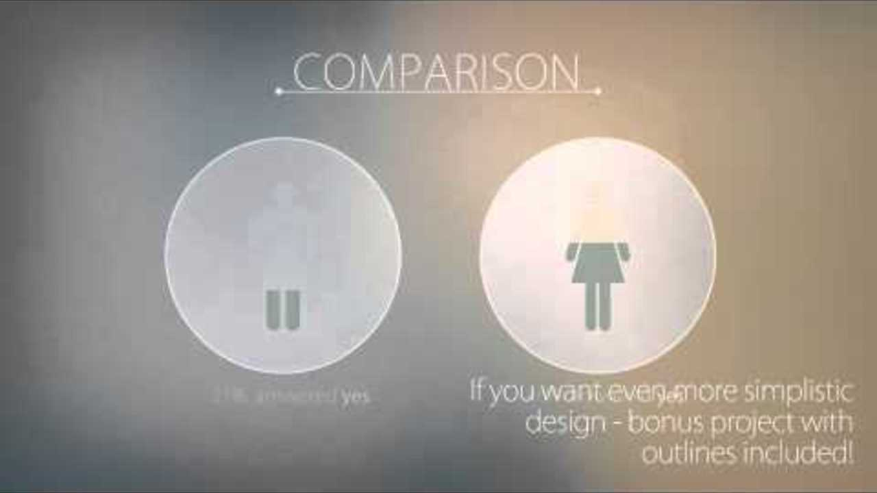 Simple and Modern Infographics