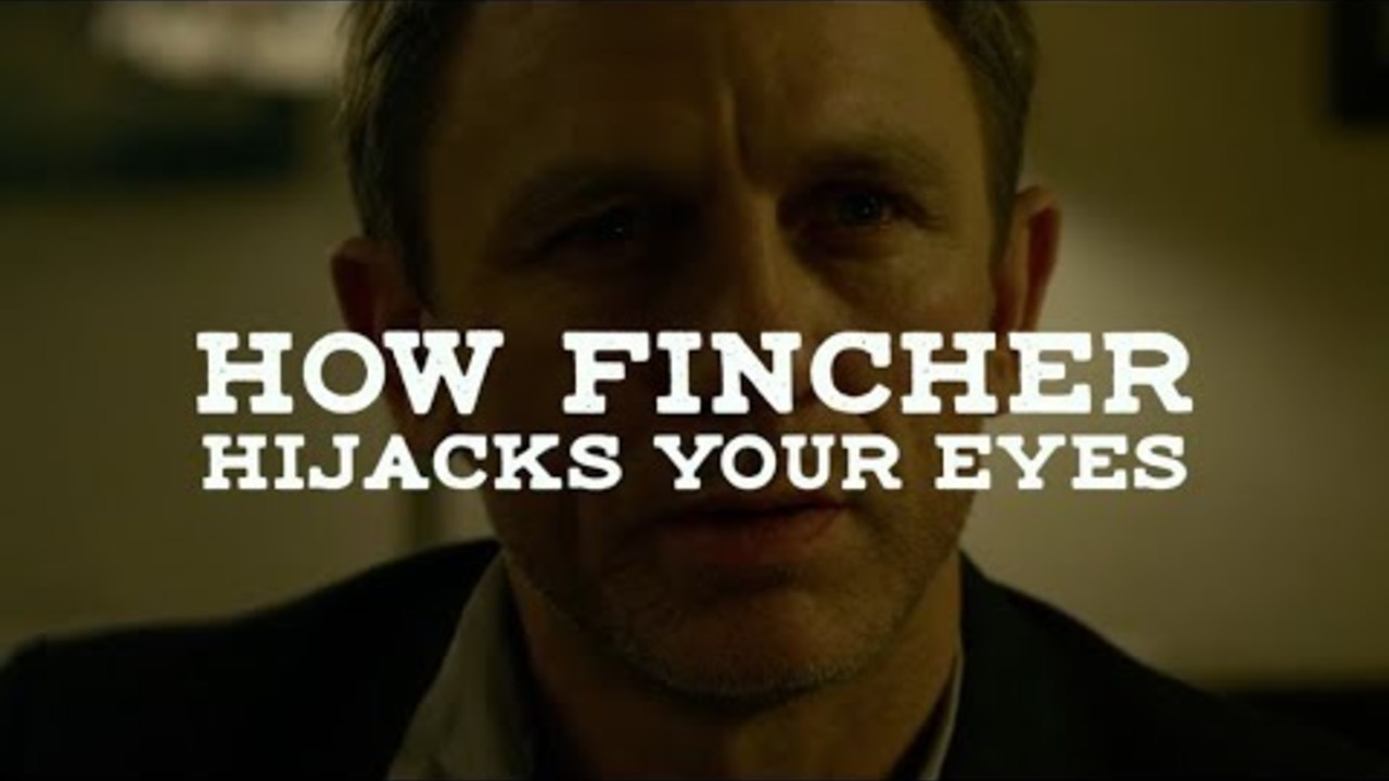 How David Fincher Hijacks Your Eyes