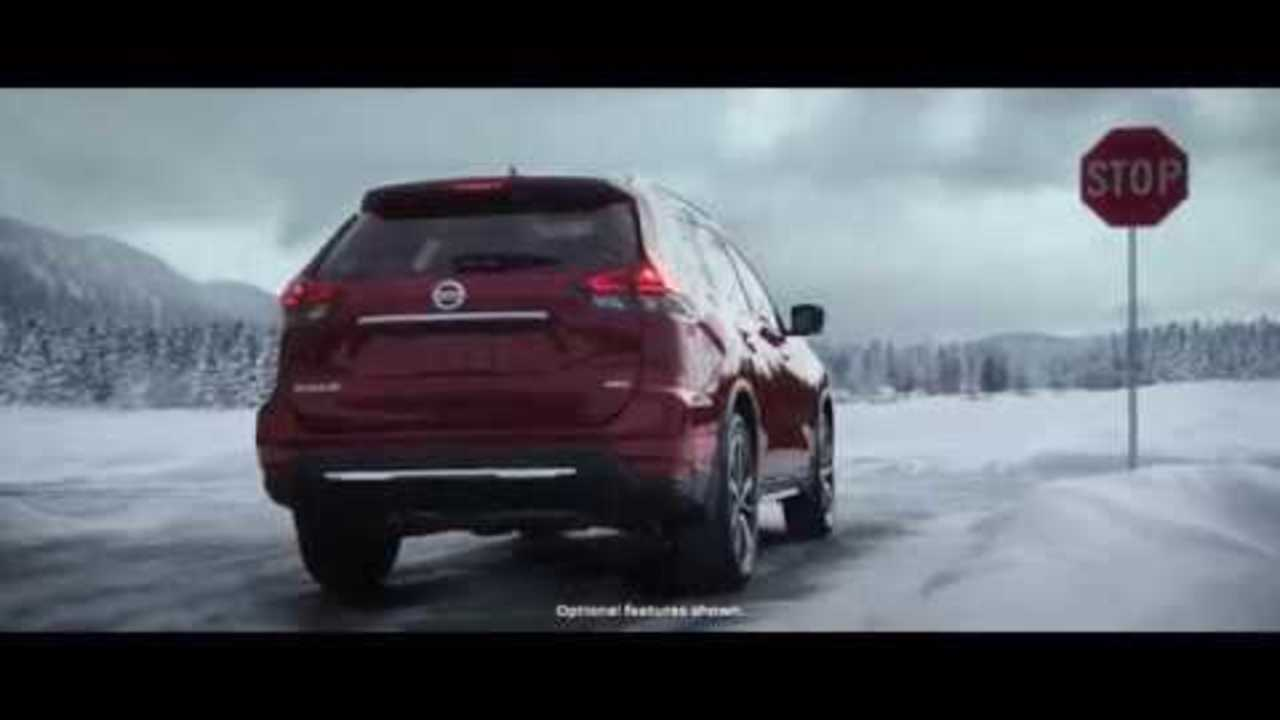Nissan Rogue | Return of the Snowman