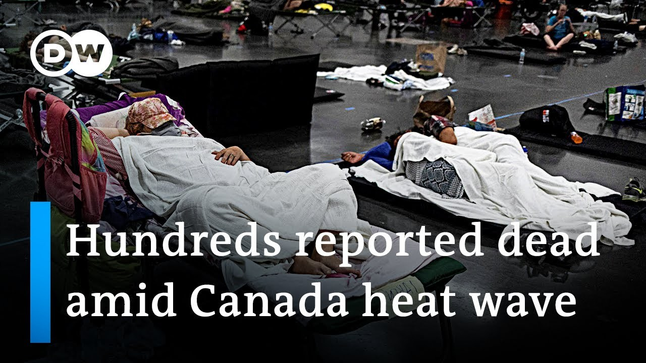 49.6°C: Deadly Canada heat wave shatters temperature records | DW News