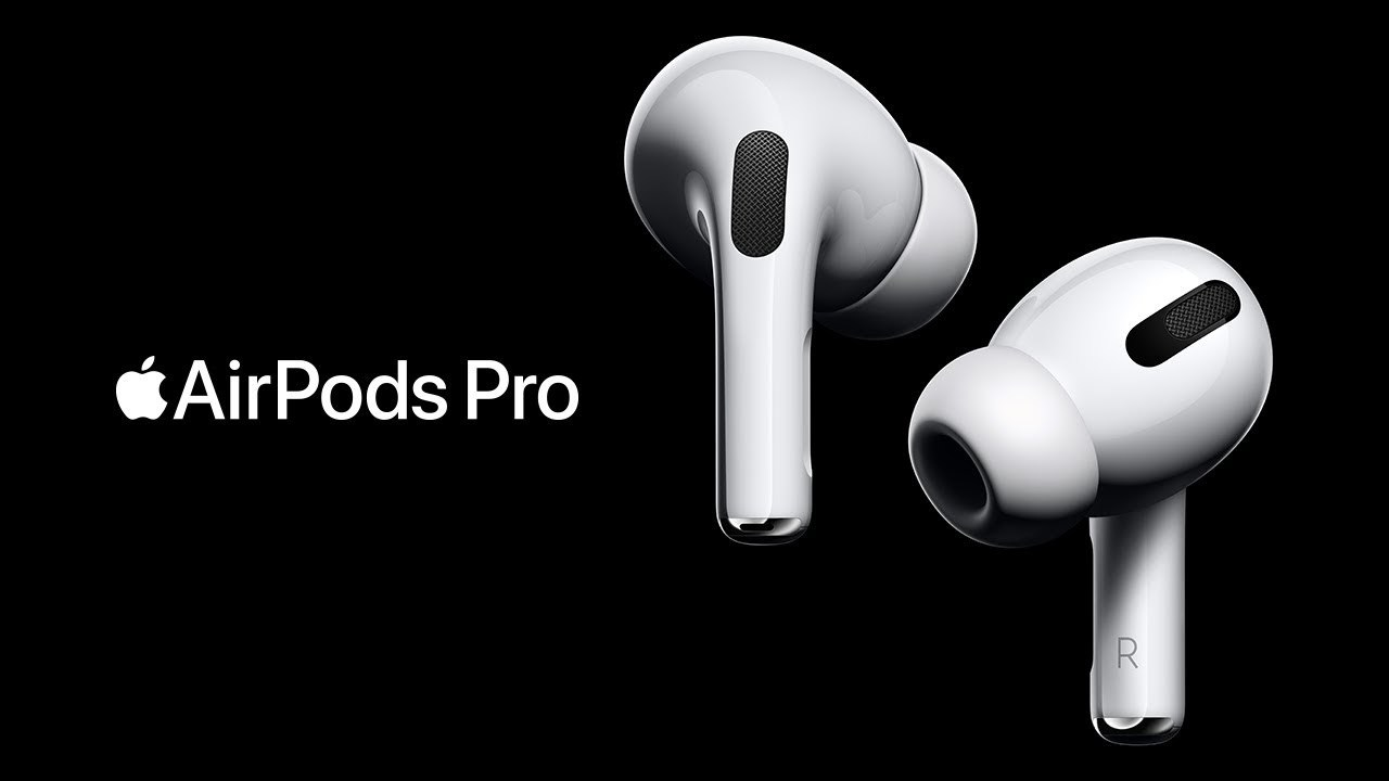 Introducing AirPods Pro — Apple