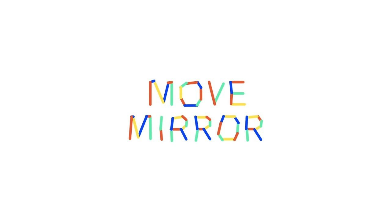 AI Experiments: Move Mirror