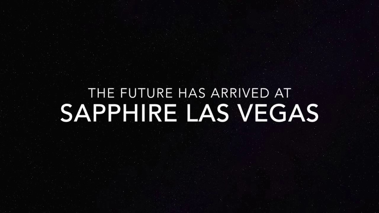 Robot Strippers Invade Sapphire Las Vegas During Electronics Convention