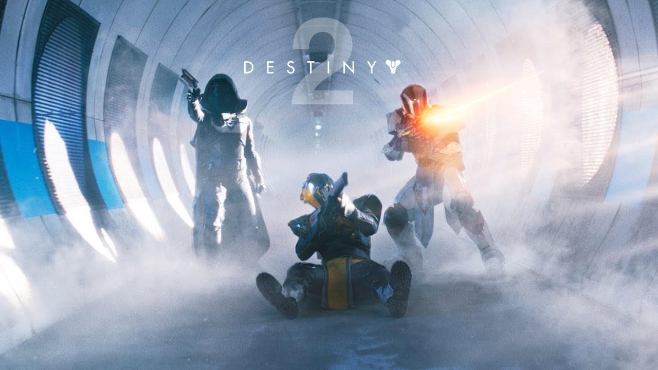 Destiny 2 – Official Live Action Trailer – New Legends Will Rise