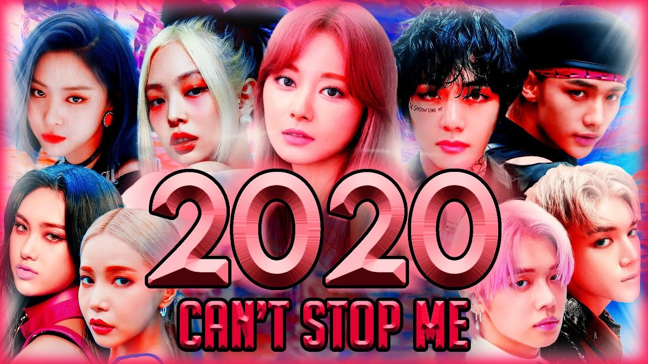2020 CAN'T STOP ME   K-POP YEAR END MEGAMIX (Mashup of 150+ Songs) // #KPOPREWIND2020