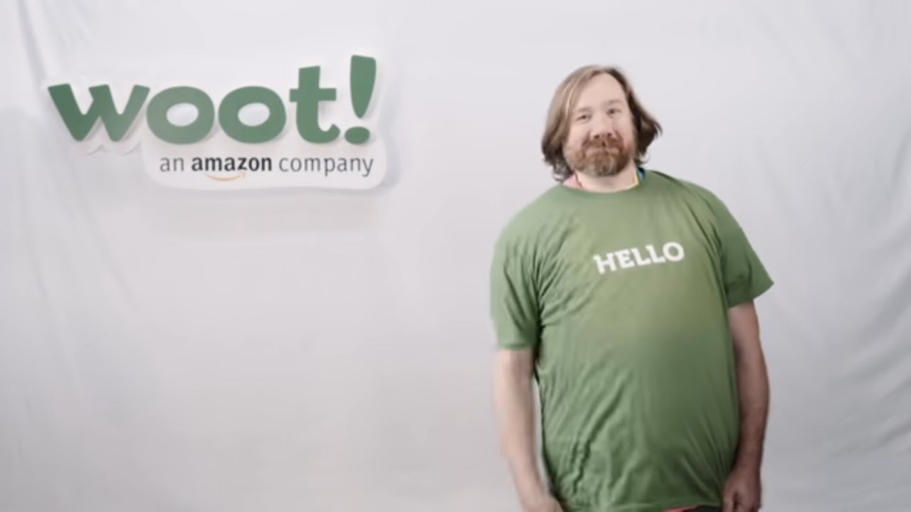 Hello, we are Woot!