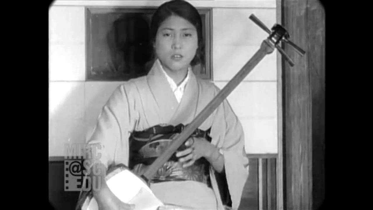 1929 - Early Sound Footage of Kyoto, Japan