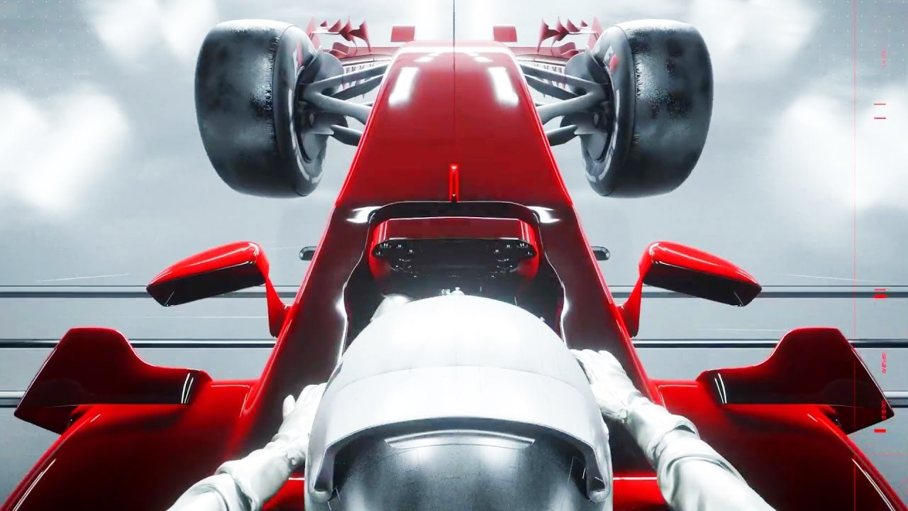 Formula 1 RAI Motion Graphics