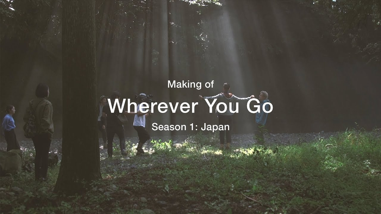 Making of UNIQLO Wherever You Go | S1: Japan [Full Length Film]
