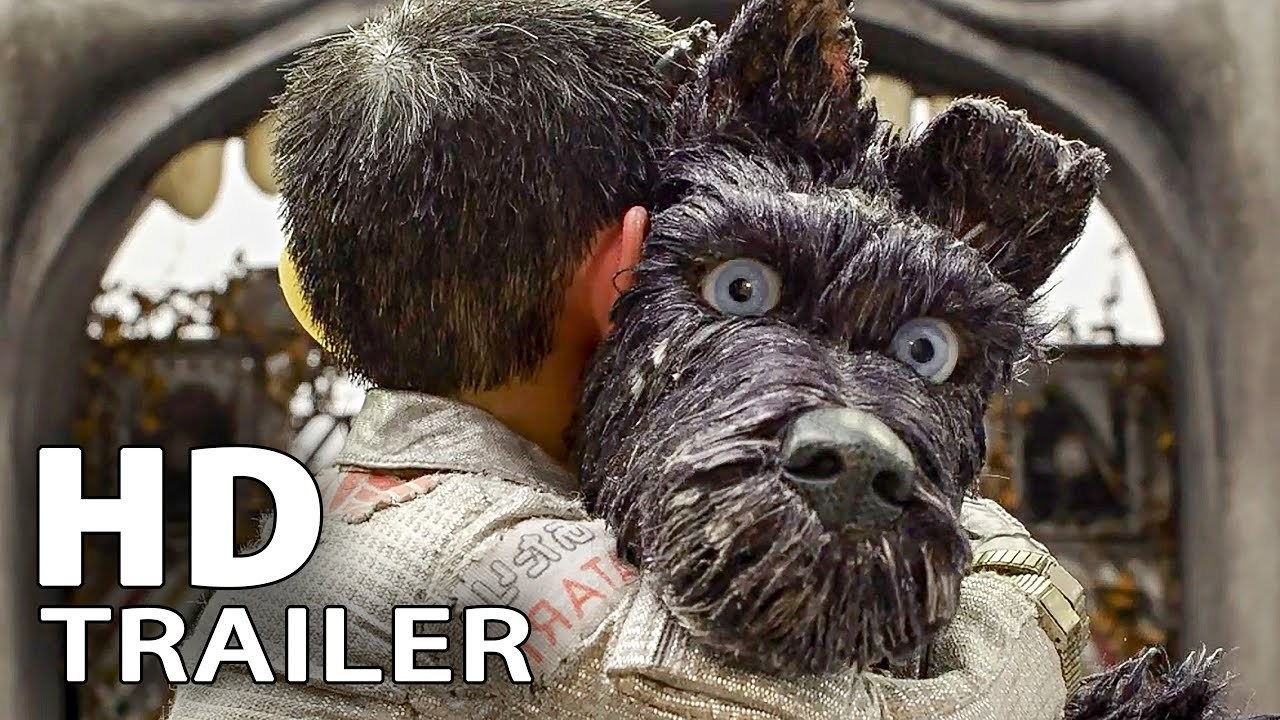 ISLE OF DOGS - Trailer (2018)