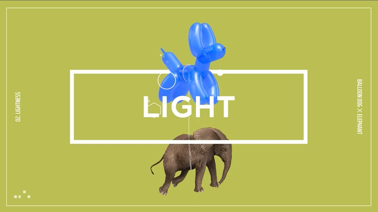 2. Lightness | Motion Graphics Spot