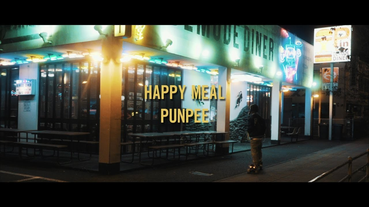 PUNPEE - Happy Meal (Official Music Video)
