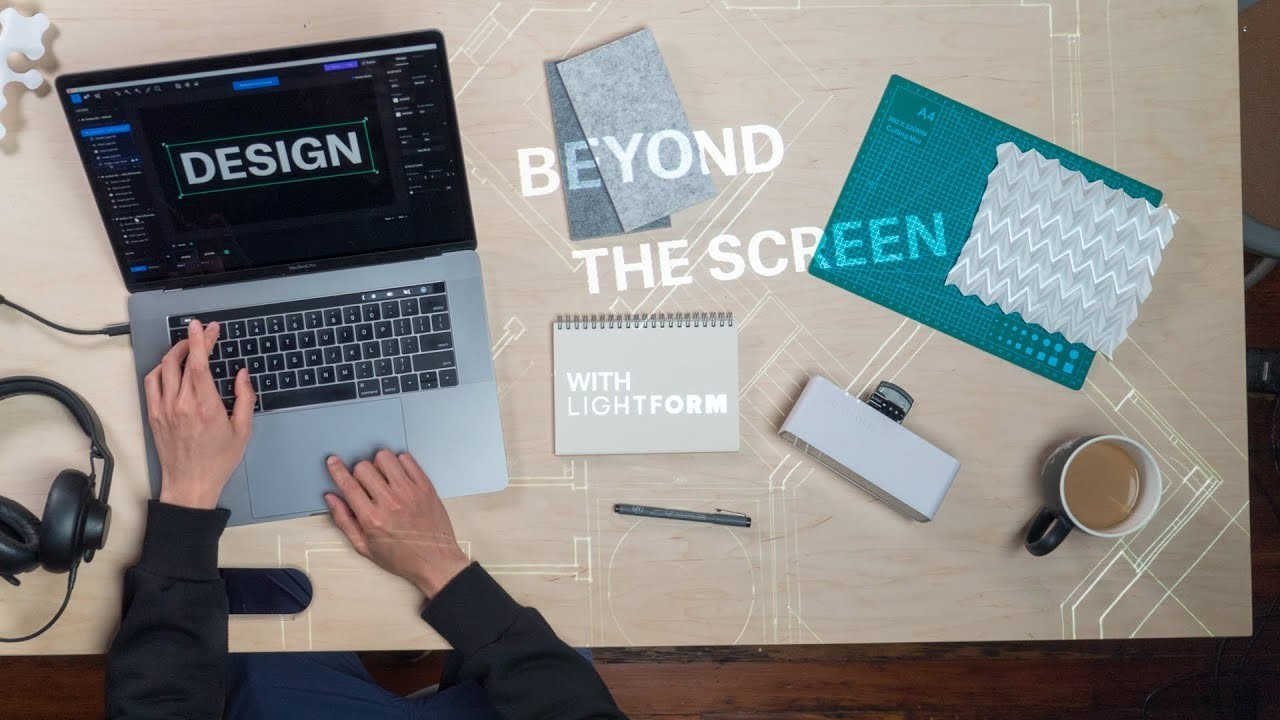 Lightform: Design Beyond The Screen