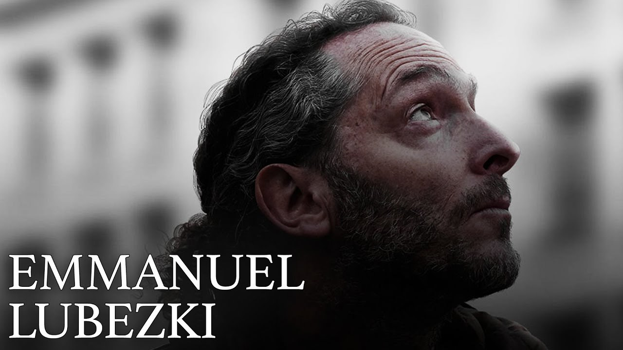 Emmanuel Lubezki: Making Beautiful Movies