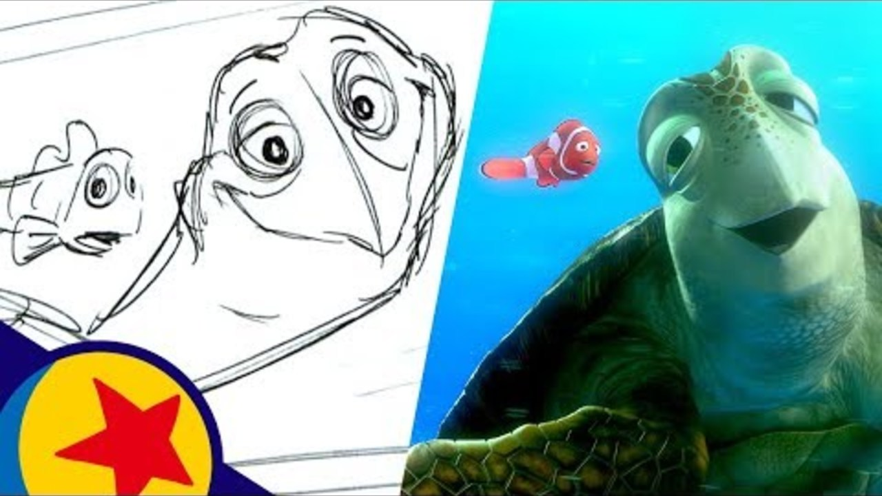 Welcome to the EAC from Finding Nemo | Pixar Side-by-Side