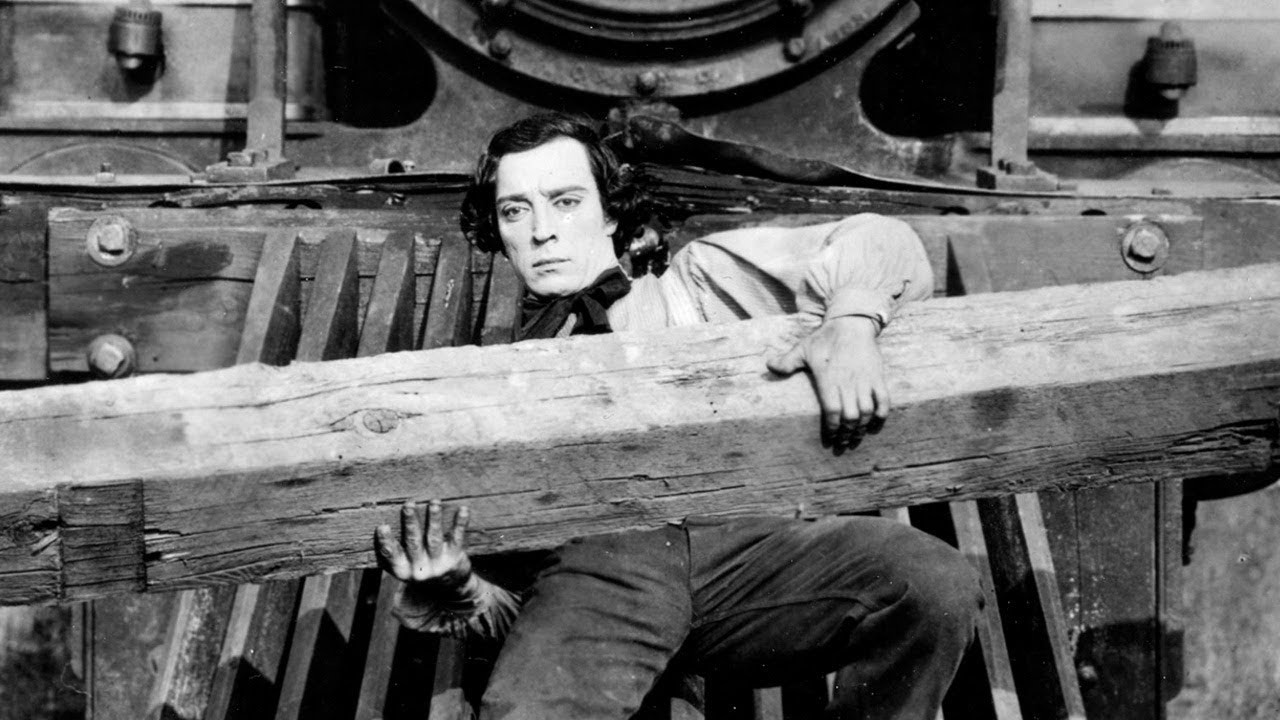 Some of Buster Keaton's most amazing stunts