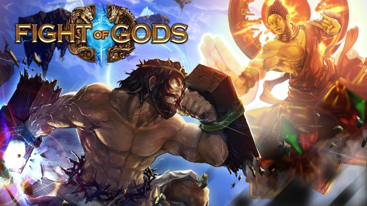 Fight Of Gods - Launch Trailer