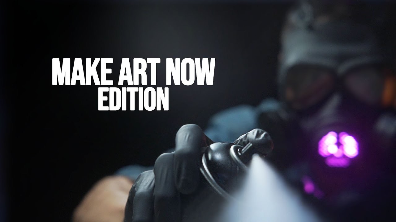 Epic Handheld B-Roll | Behind the scenes | MAKE ART NOW style