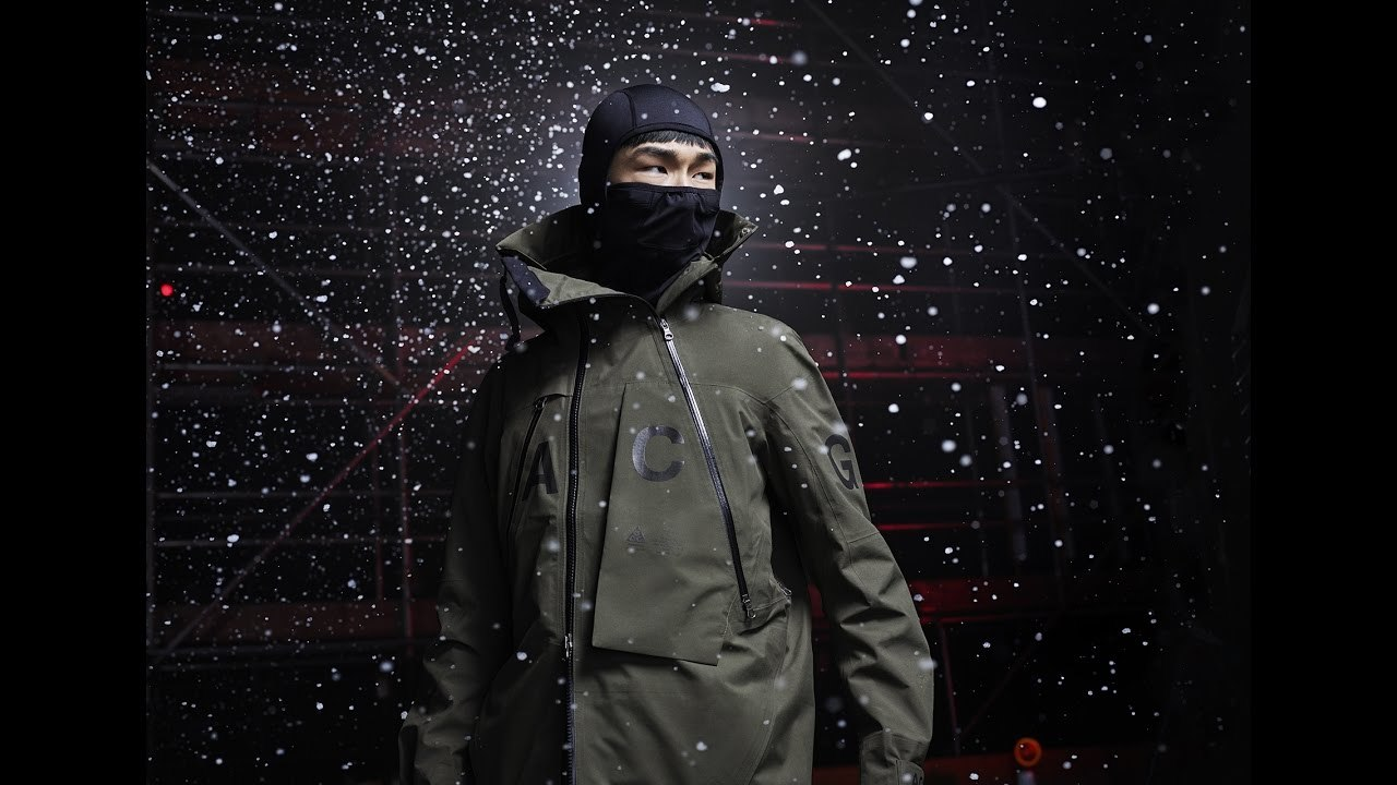 Nike NikeLab ACG FW 2016 Drop at The Good Will Out