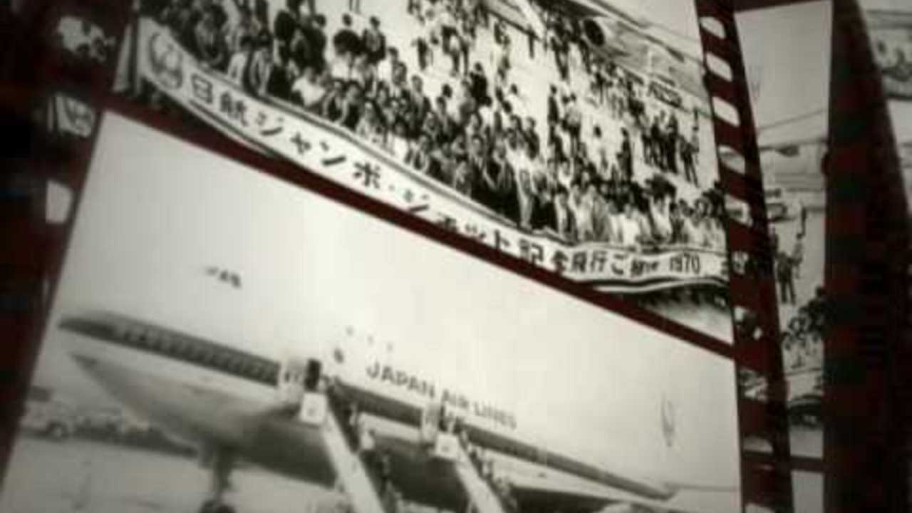 JAL企業PV 「I Will Be There with You」 JAL history