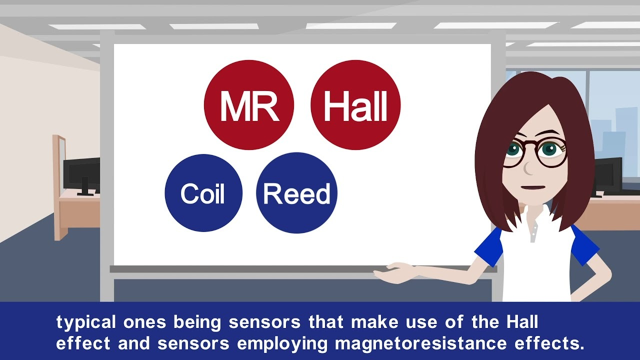 Magnetic Sensors – What Are They?  The Difference Between Hall and MR Sensors