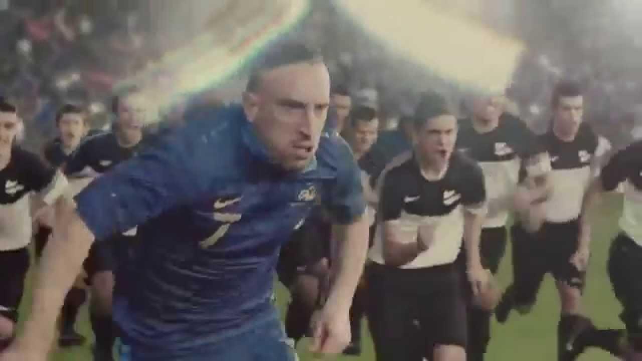 My Time is Now - Nike Football commercial 2012