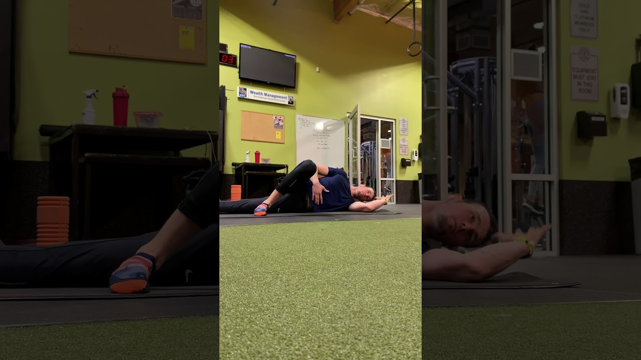 DNS 5 month Side-lying to Oblique Sit