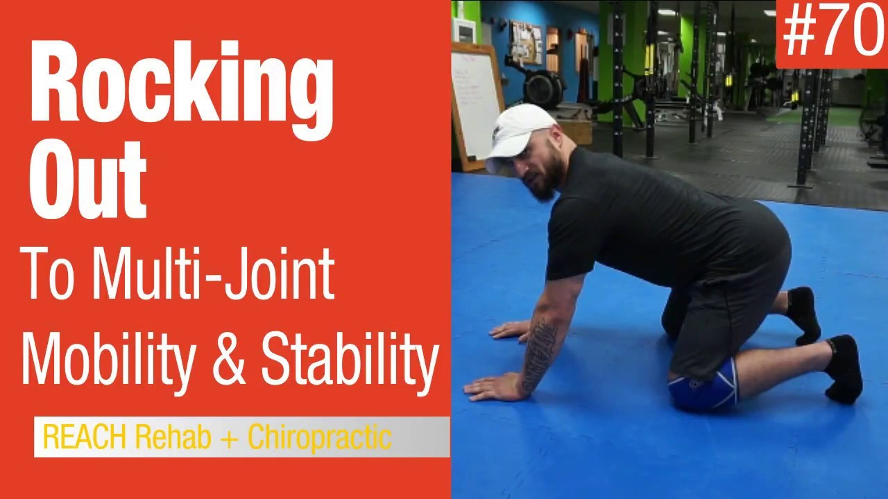 Rocking Out To Multi-Joint Mobility & Stability   Plymouth Chiropractors