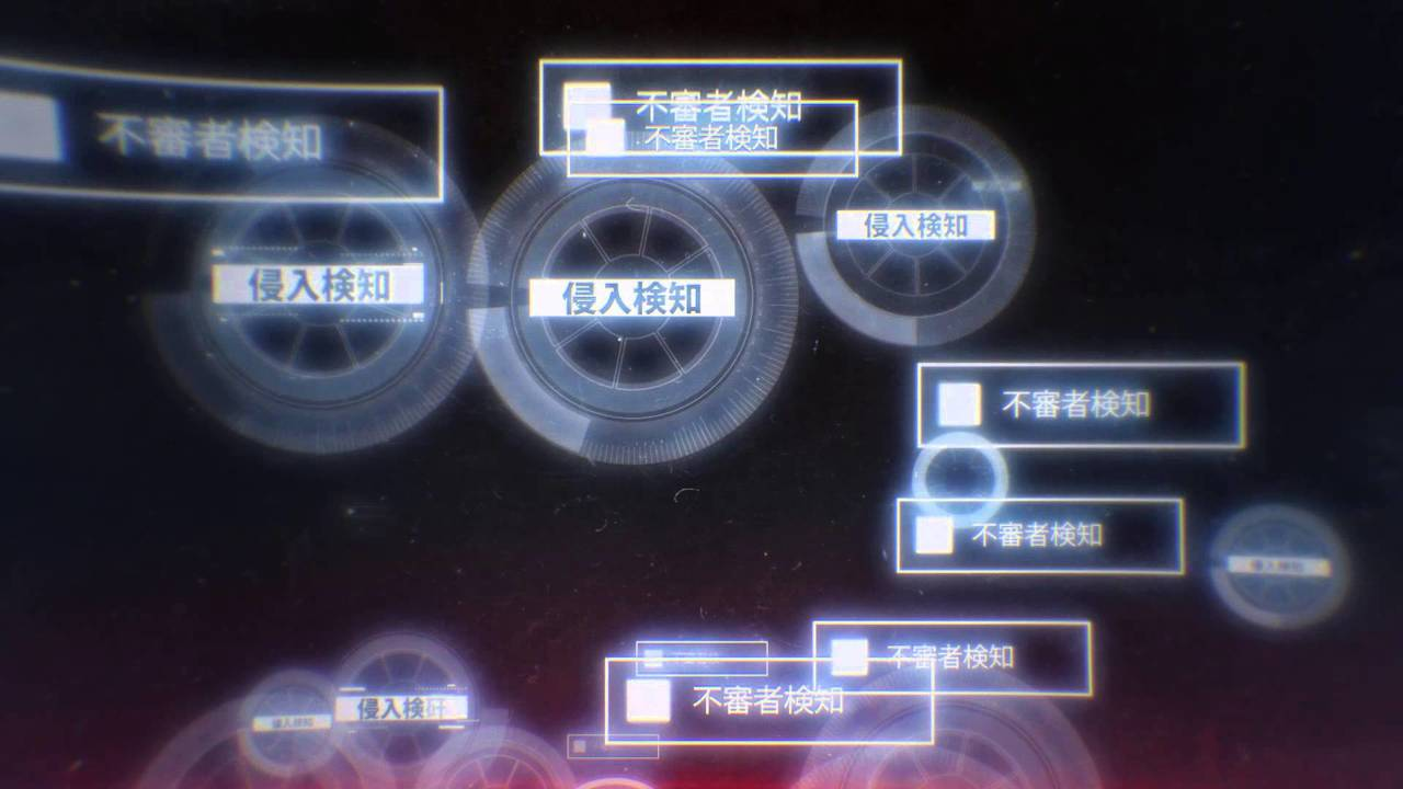 【Motion Graphics】 Hacking