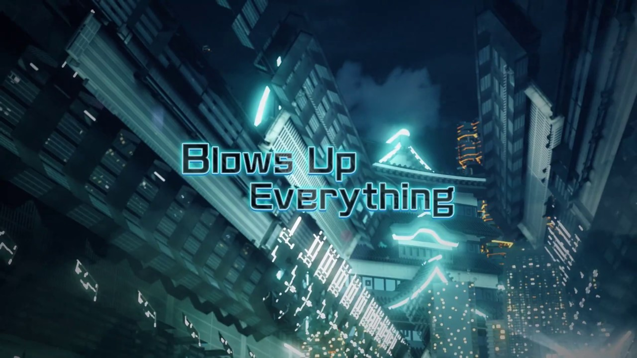 【maimai でらっくす】USAO - Blows Up Everything