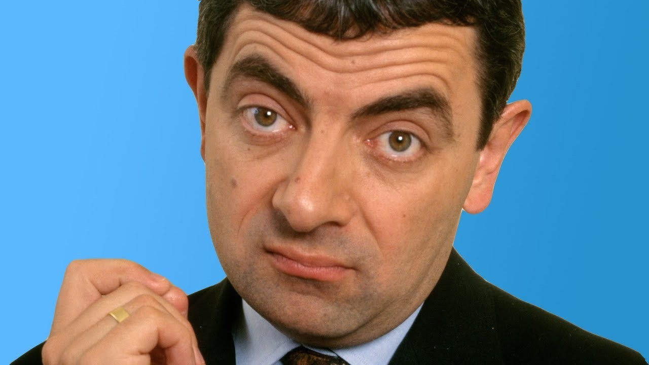 Mr. Bean Is A Master Of Physical Comedy