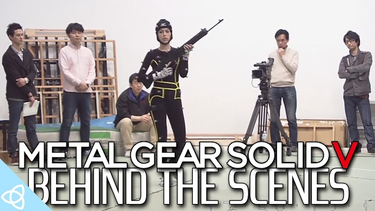 Metal Gear Solid V - Behind the Scenes [Making of]