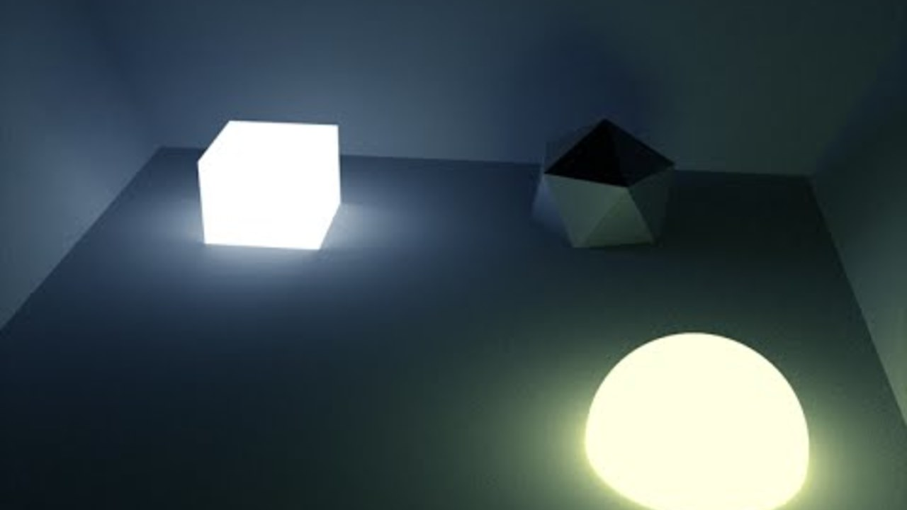 Blender Cycles Tutorial - Lights!