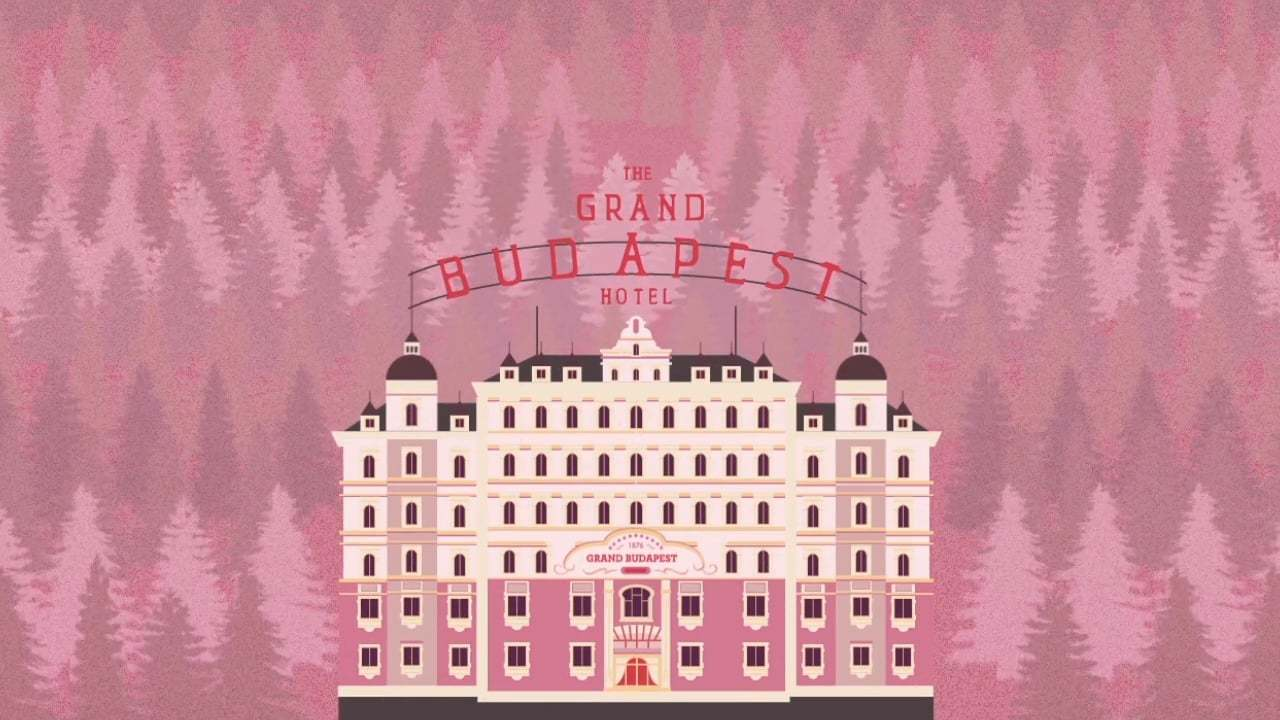 The Grand Budapest Hotel - Title Sequence